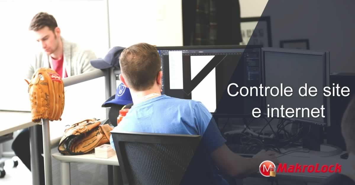 Bloqueio de Site e Controle de Internet