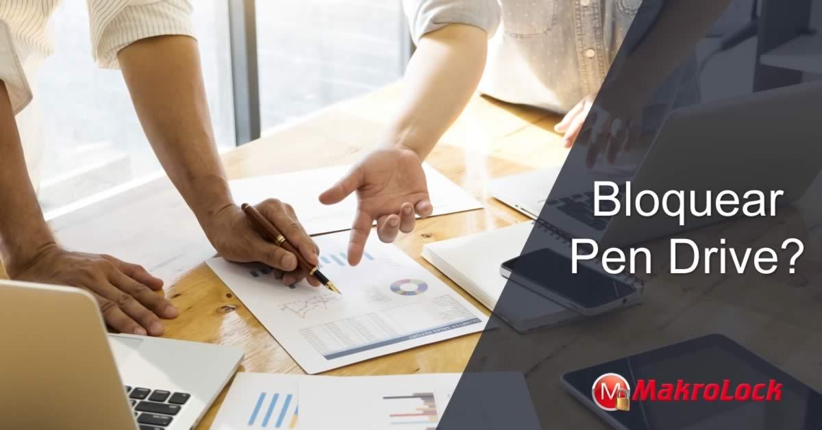 Como Bloquear Pen Drive na Empresa?