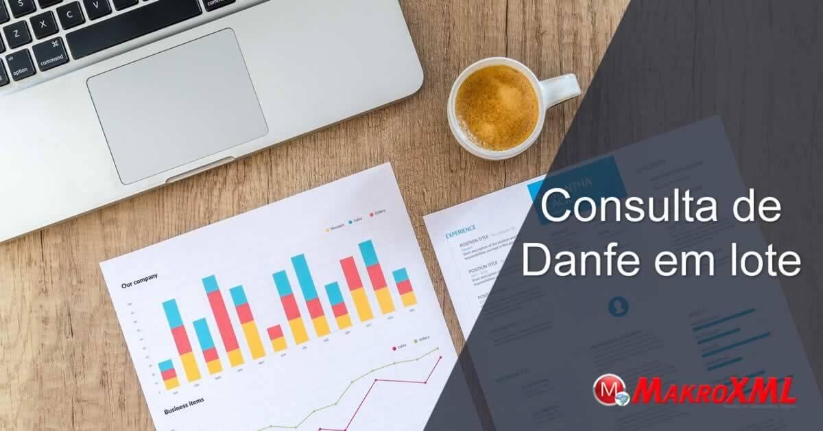 Consulta de Danfe em Lote