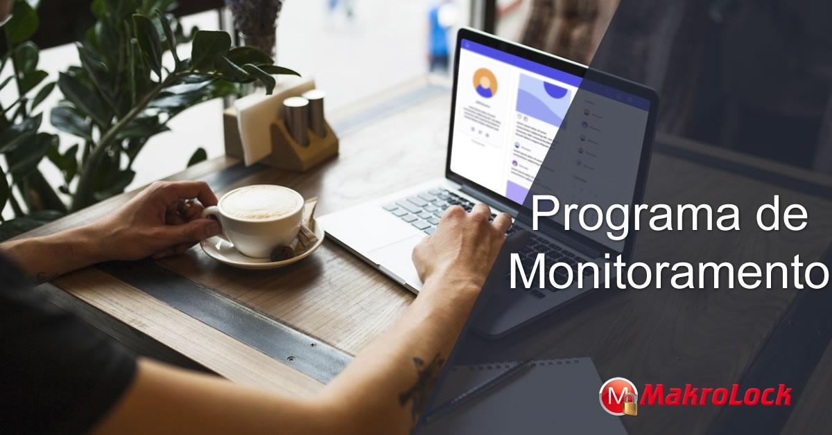 Programa para Monitorar PC em Rede
